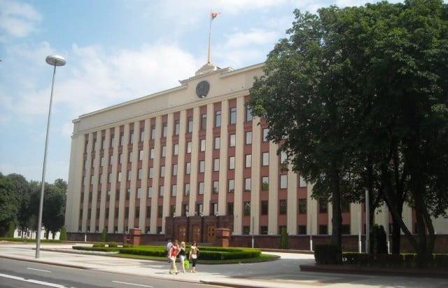 Belarus devlet başkanı