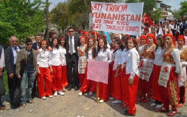 Yunanistan Türkler