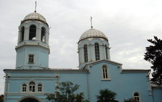 gurcu kilise