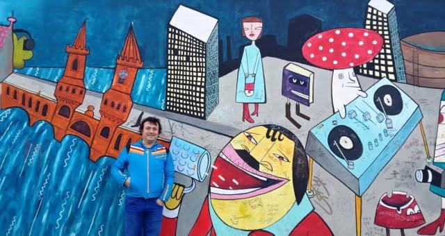 berlin duvarı belgesel