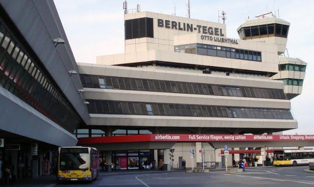 Berlin havaalanından merkeze ulaşım