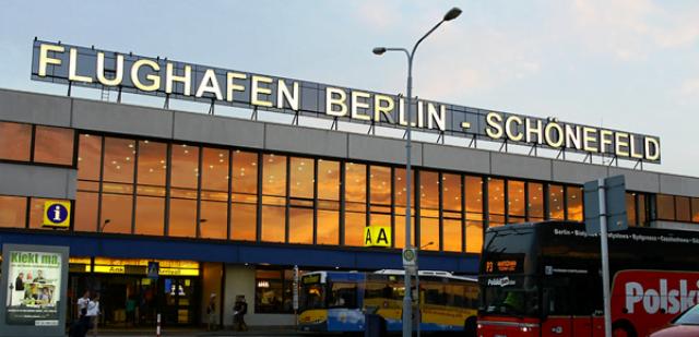 Berlin havalimanından merkeze ulaşım