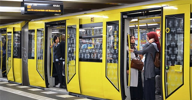 Berlin metrosu