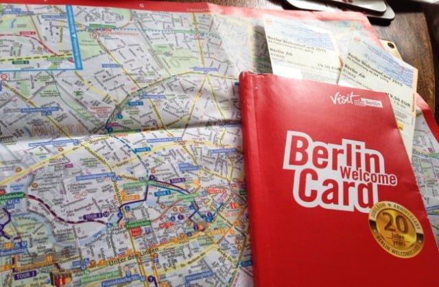 Berlin müze kartı