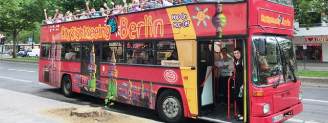 Berlin şehir turu