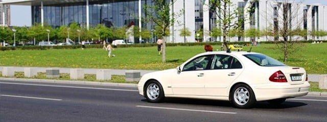 Berlin taksi