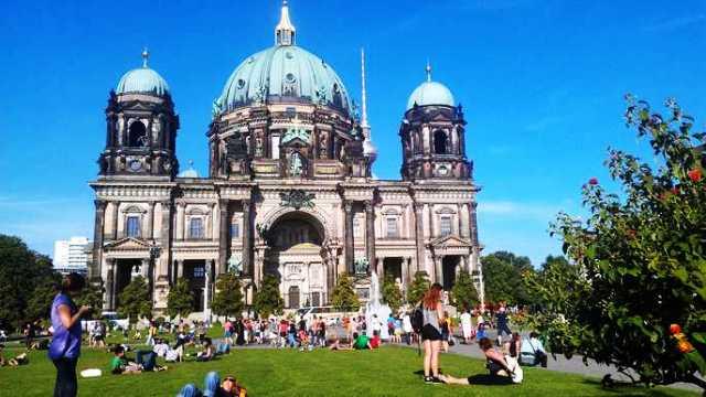 Berlin tur programı