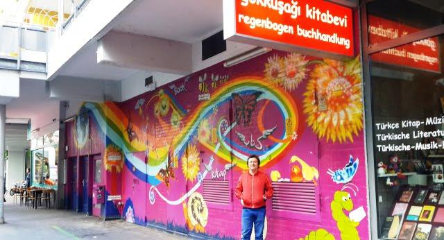 Berlin Türk dukkan