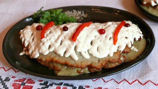 Belarus yemek