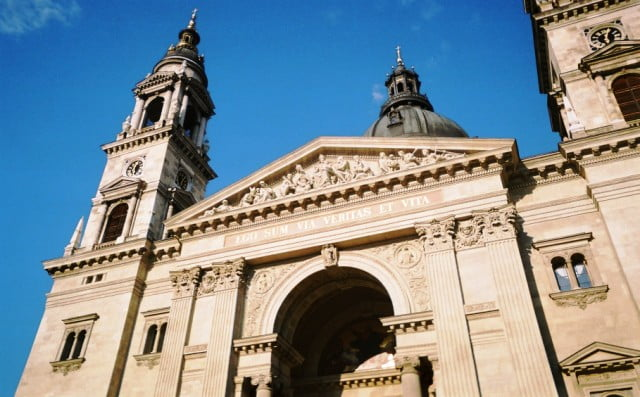 Istvan Cathedral Bazilika