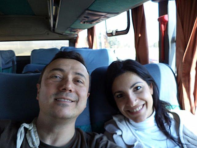 Buenos Aires otobüs