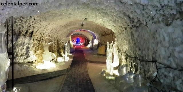 buz müzesi