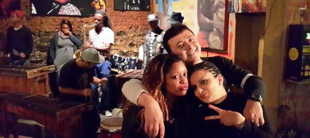 Cape Town gece yaşamı