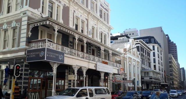Cape Town rehber