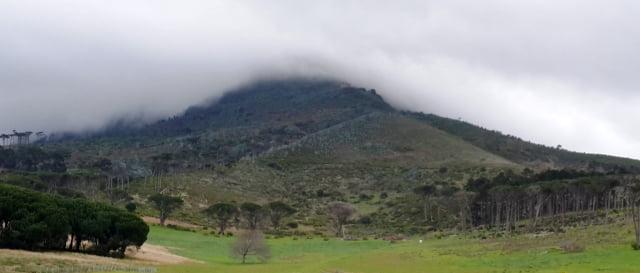 Cape Town iklim