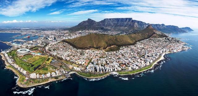 Cape Town Güney Afrika
