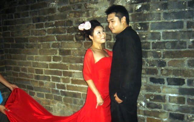 Çin'de evlenmek