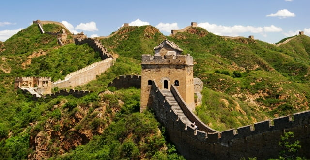 Great Wall length kilometers