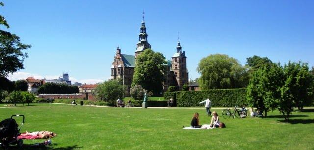 Danimarka gezilecek yerler