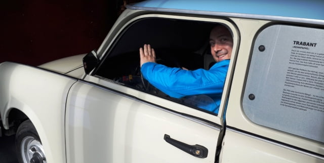 Doğu Almanya araba
