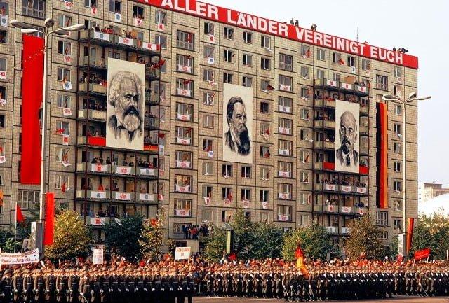 Doğu Almanya tarih
