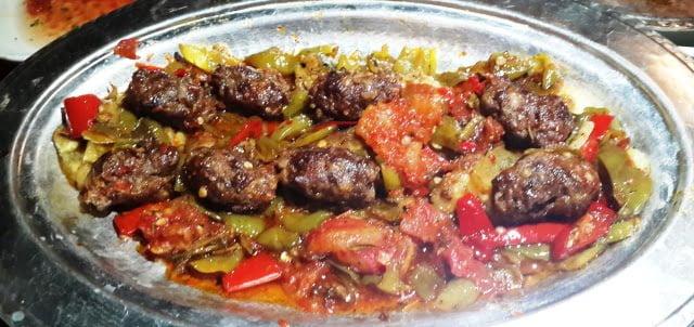 Ekşili kebab