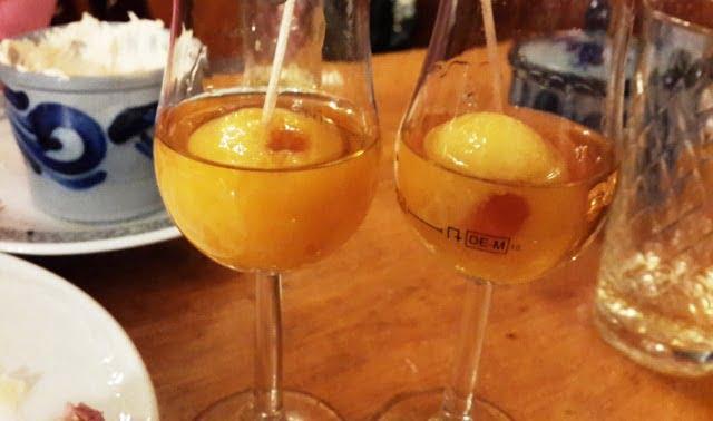 elma likörü