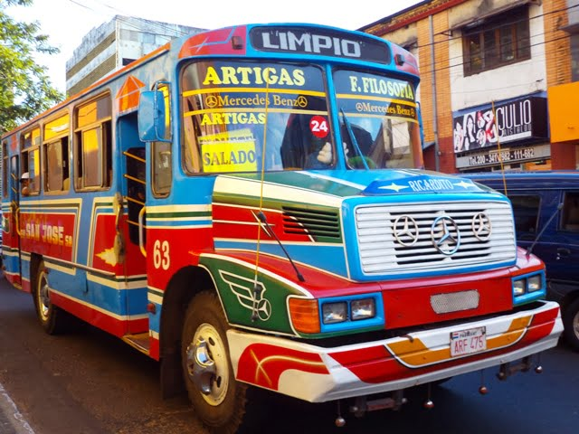 dünyanın en güzel otobüsleri