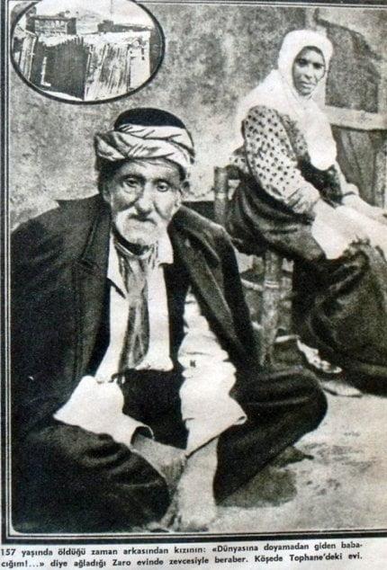 En uzun ömürlü Türk kim