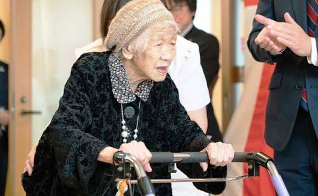 En yaşlı insan