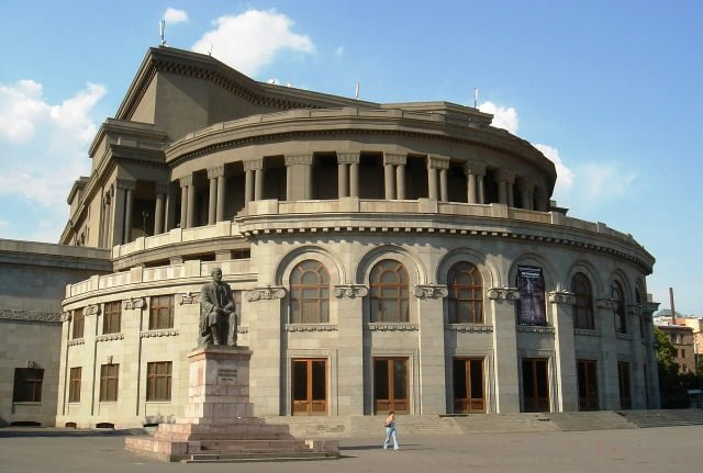 Erivan görülecek yerler