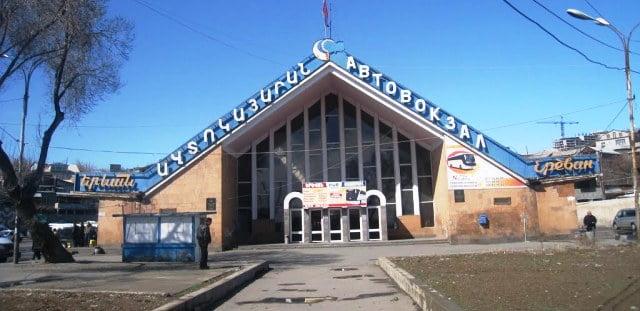 Türkiye Ermenistan otobüs