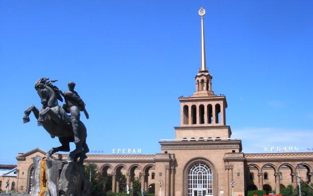 Erivan tren istasyonu