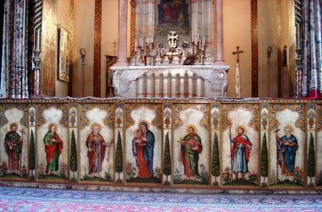 Ermeni dini inançları