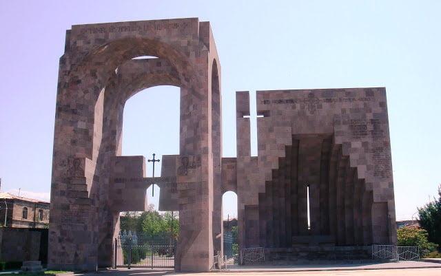 Ermenistan dini inançları