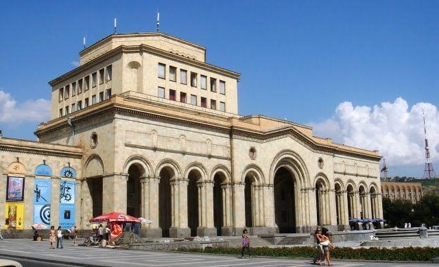 Ermenistan Tarih Müzesi