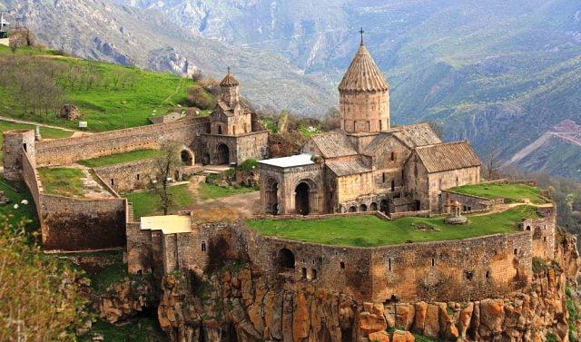 Ermenistan tatili