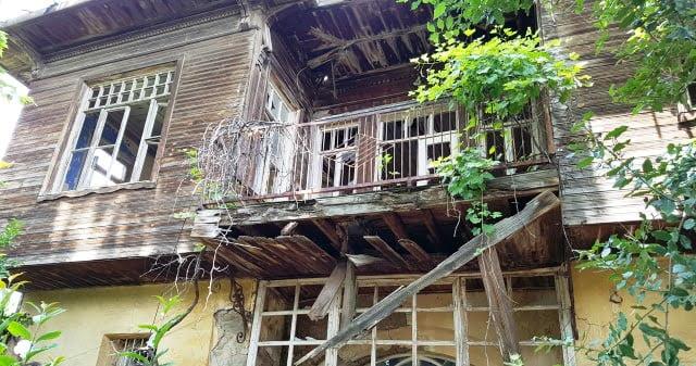 Mürefte eski hastane