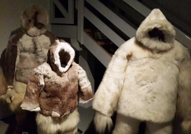 Eskimo kürkleri