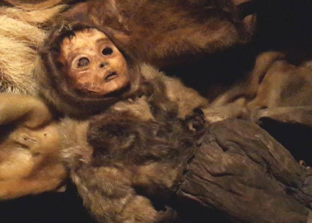 Eskimo mumyası