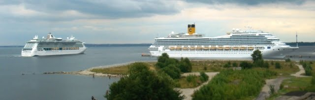 Estonya gemi seferleri