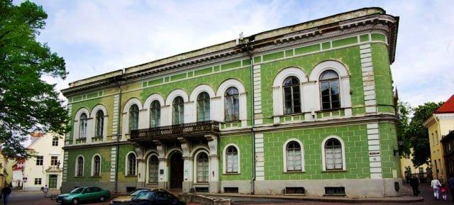Estonya Güzel Sanatlar Akademi