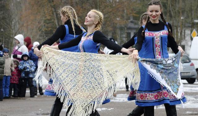 Estonya insanlar