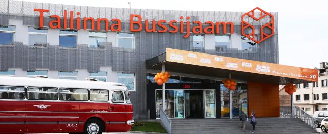 Estonya otobüs