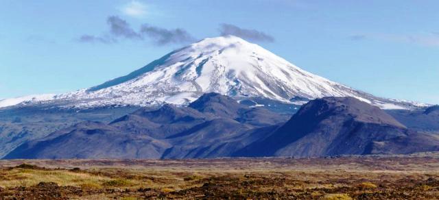 Eyjafjallajökull yanardağ