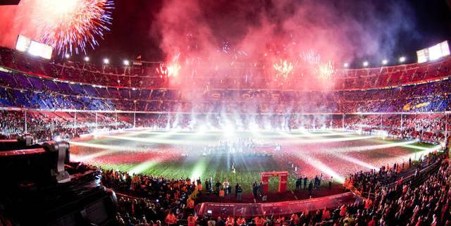 FC Barcelona stad