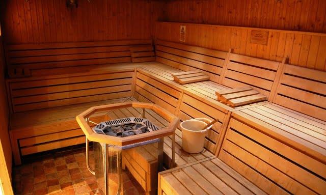 fin sauna