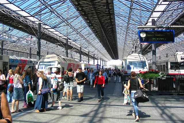 finlandiya tren