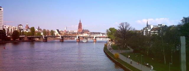 Frankfurt gezi rehberi yazısı
