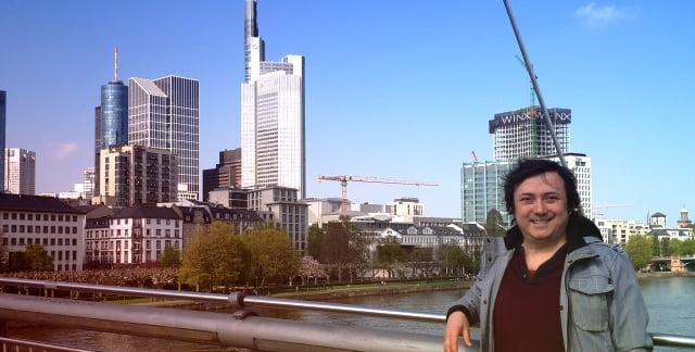 Frankfurt gezi yazısı